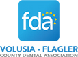 Volusia-Flagler County Dental Association logo