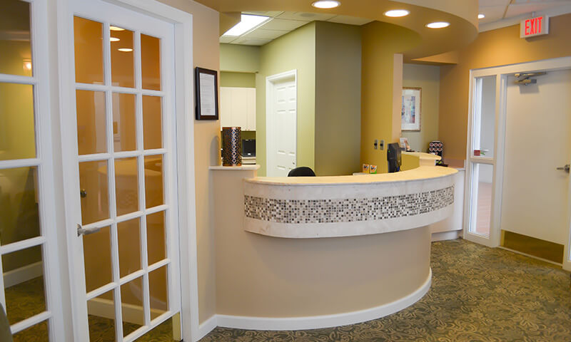 Daytona Beach Fl Office Welcoming Reception Desk Office Furniture Daytona Beach
